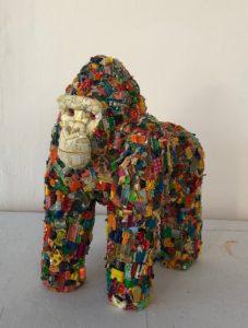 Gorilla von Julien Garcia