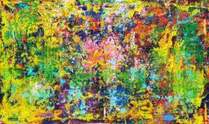 Horizon Multicolore 3 von Philippe Bordonnet