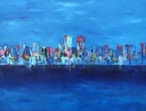 Loerrach Skyline von Philippe Bordonnet