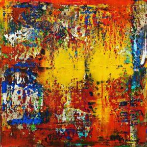 Paysage Multicolore 3 von Philippe Bordonnet