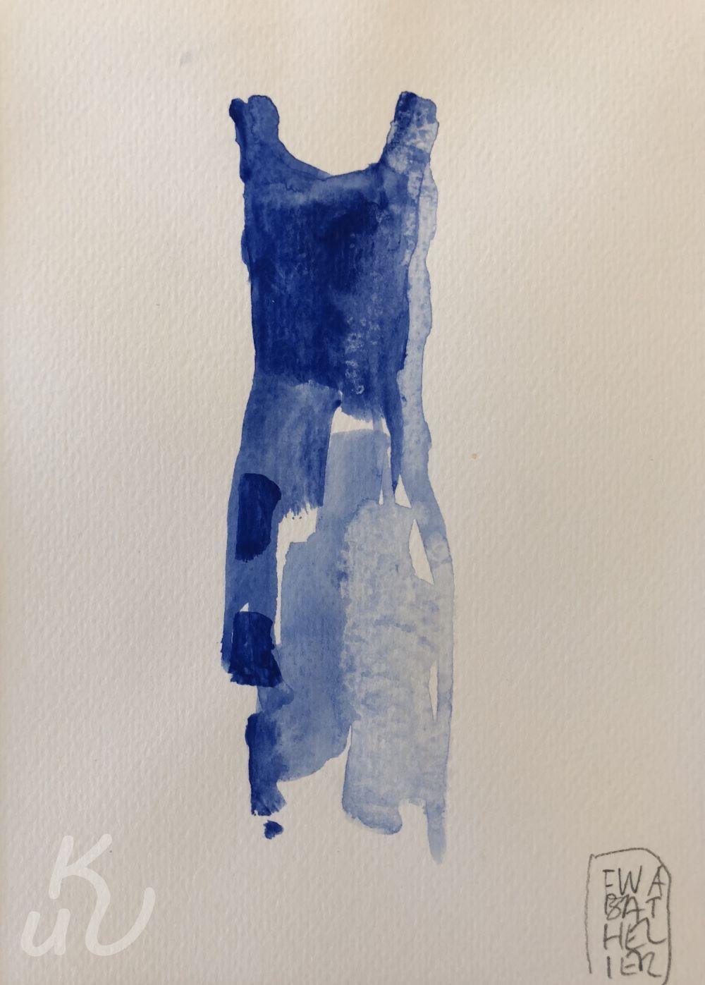 Aquarelle 1 von Ewa Bathelier