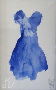 Aquarelle 2 von Ewa Bathelier