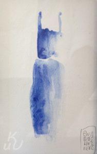 Aquarelle 3 von Ewa Bathelier