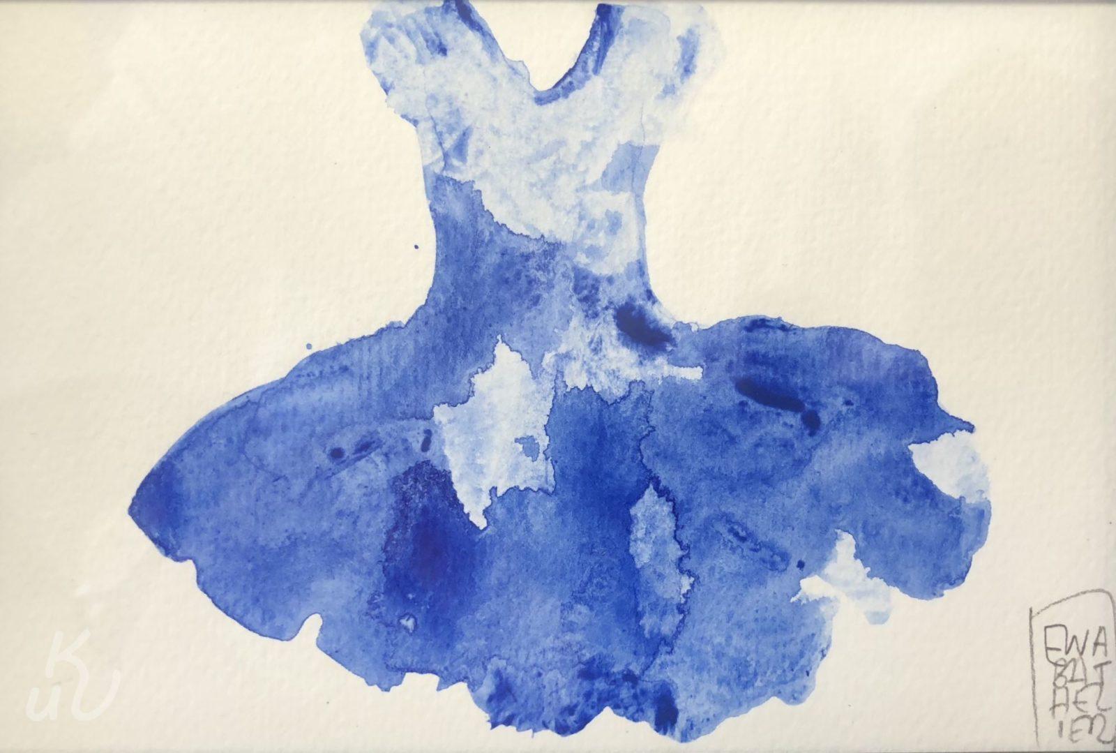 Aquarelle 4 von Ewa Bathelier
