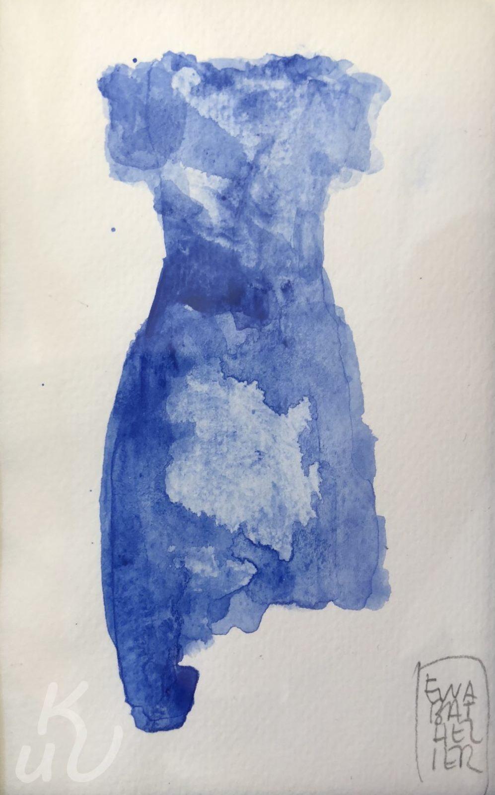 Aquarelle 5 von Ewa Bathelier
