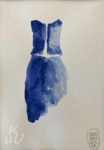 Aquarelle 6 von Ewa Bathelier
