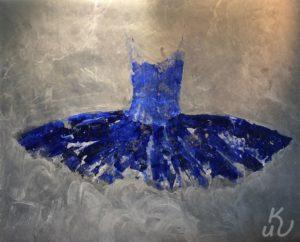 """Azzura aus der Serie """"Dresses"""" von Ewa Bathelier"""