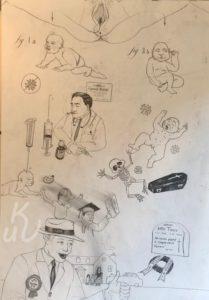 Impfgegener von Jonas Mosbacher