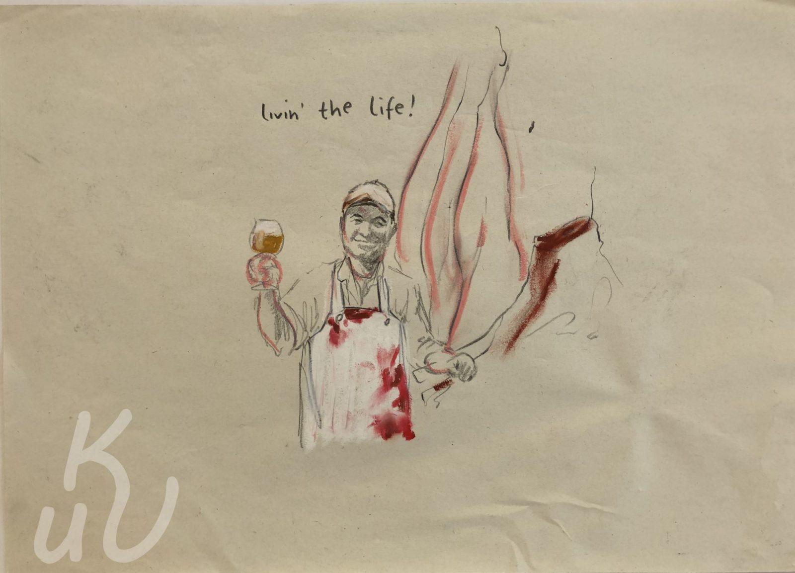 Livin the life von Jonas Mosbacher