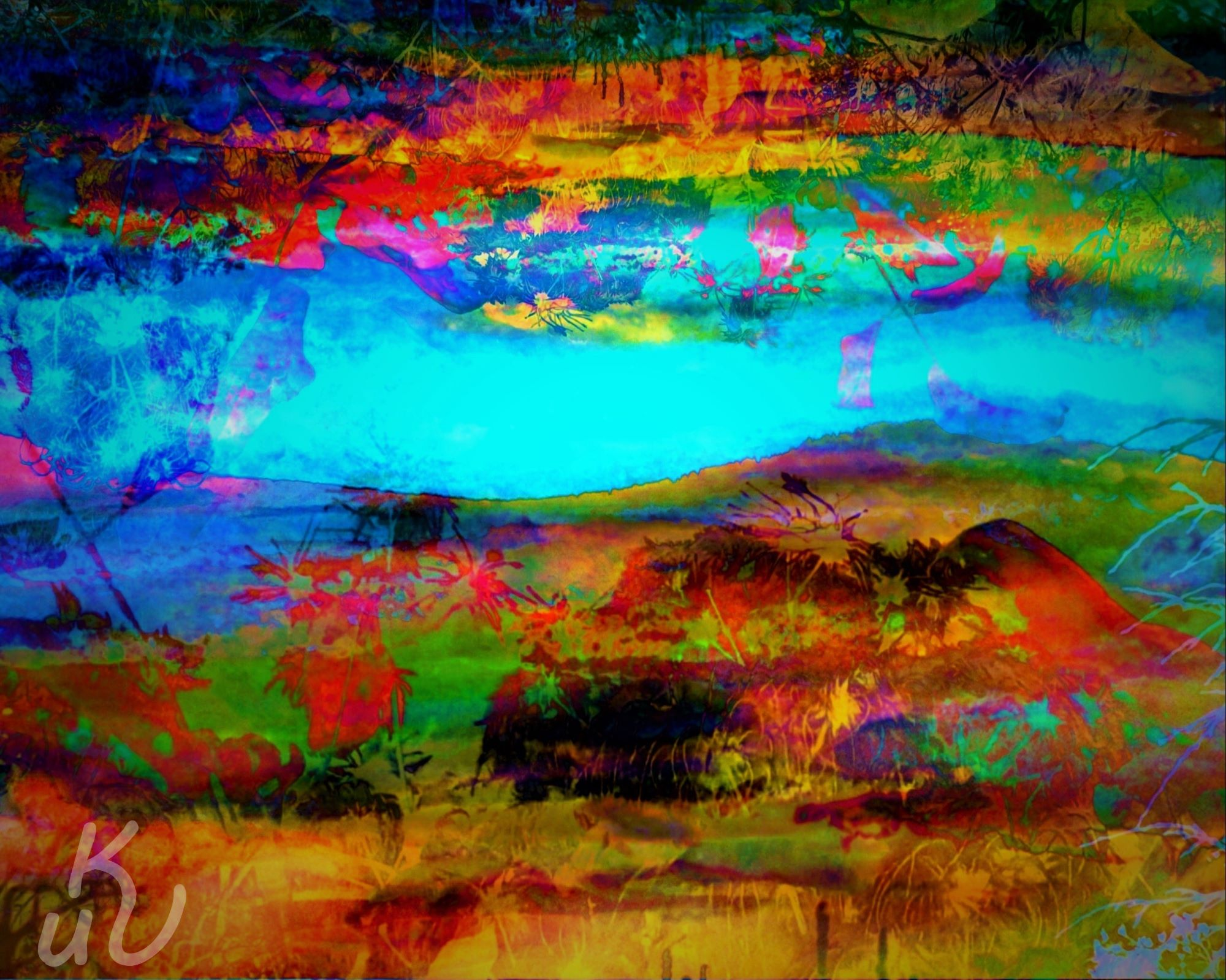 Seeblick von Silke Lotta Gonzalez Leon
