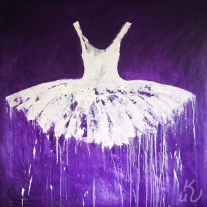 """Velvet Dress aus der Serie """"Dresses"""" von Ewa Bathelier"""