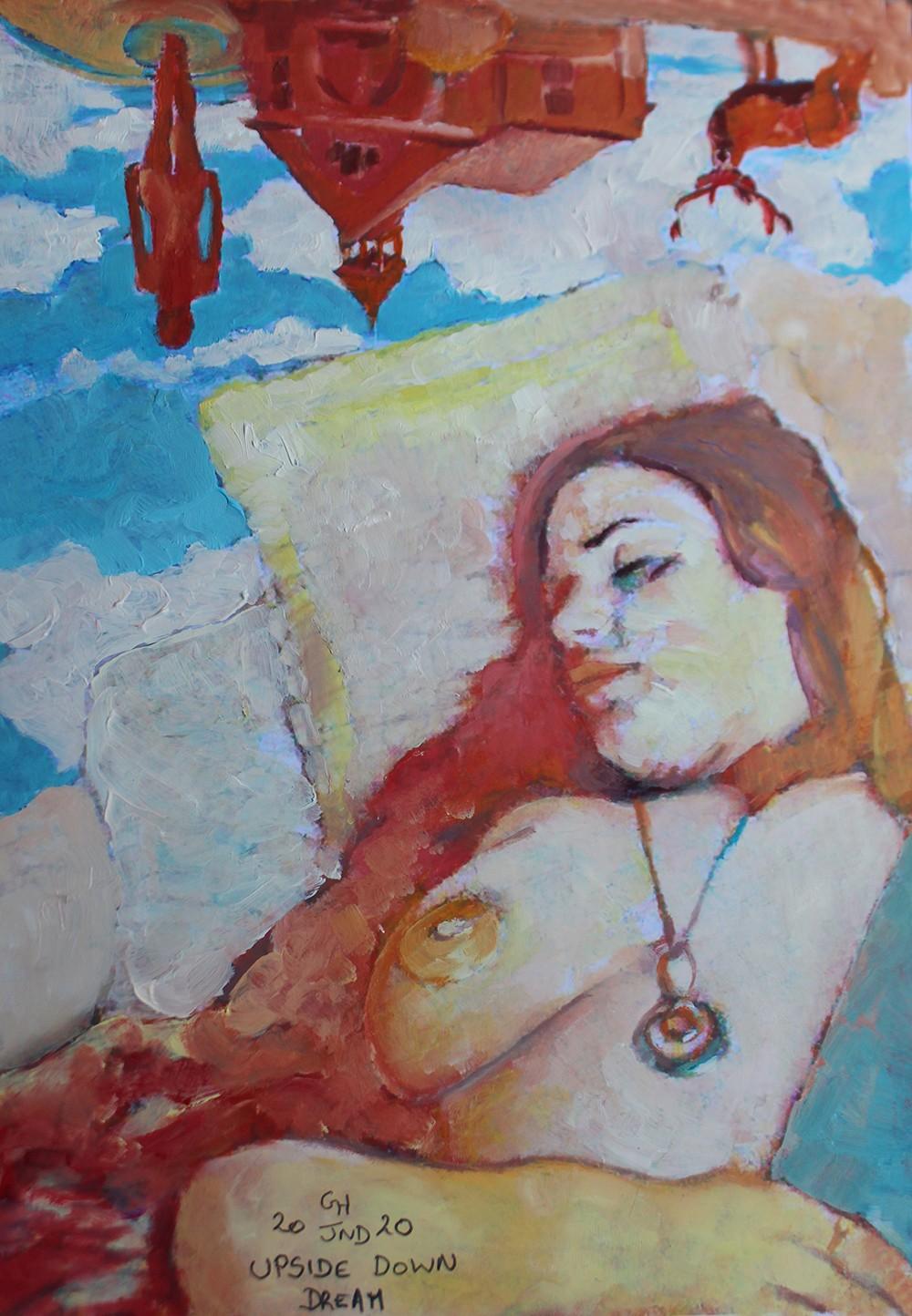 12. Upside Down Dream - Grégory Huck