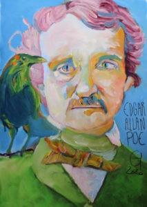2. Edgar Allan Poe - Grégory Huck