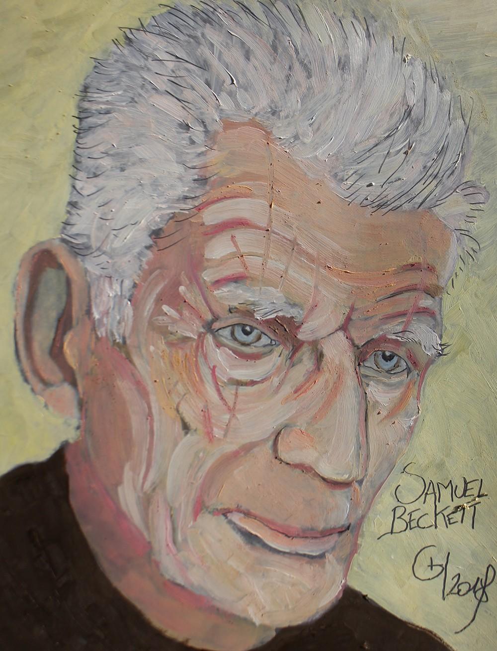 3. Samuel Beckett - Grégory Huck