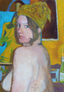 7. The Painting Student II - Grégory Huck