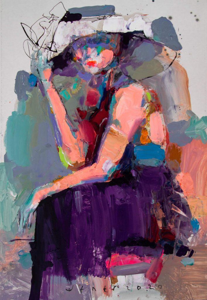 Coquette von Victor Sheleg