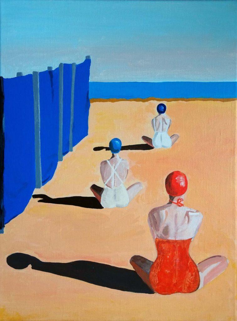 Distancing - Peter Loretan