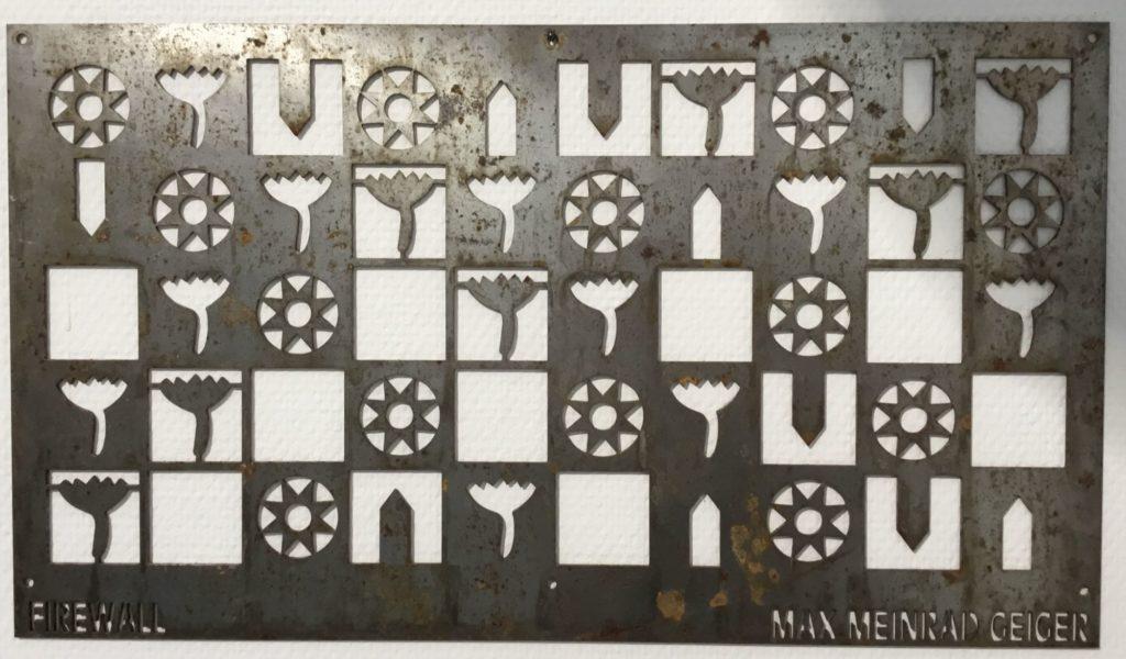 Firewall - Max Meinrad Geiger