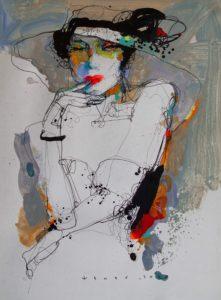 Lady 1 von Victor Sheleg