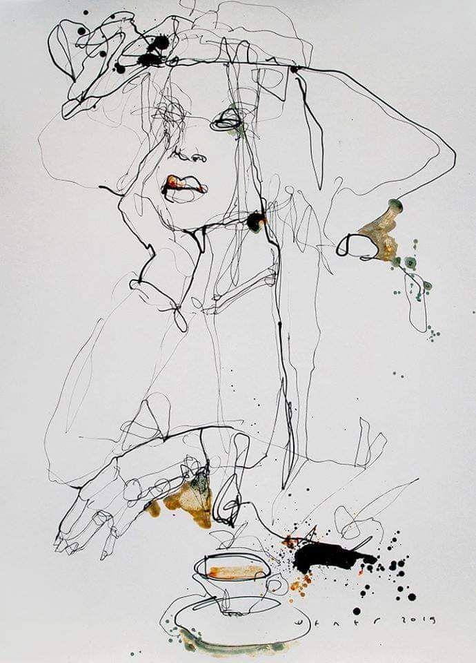 Lady 2 von Victor Sheleg