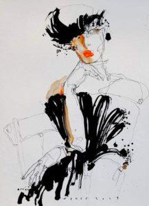Lady 3 von Victor Sheleg