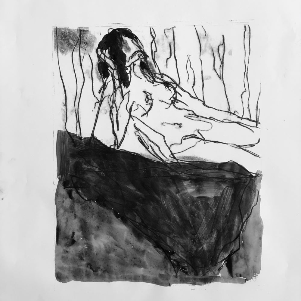 Print III - Ylvie Reinauer
