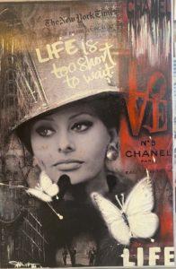 Chanel No. 5 von Simone Albert