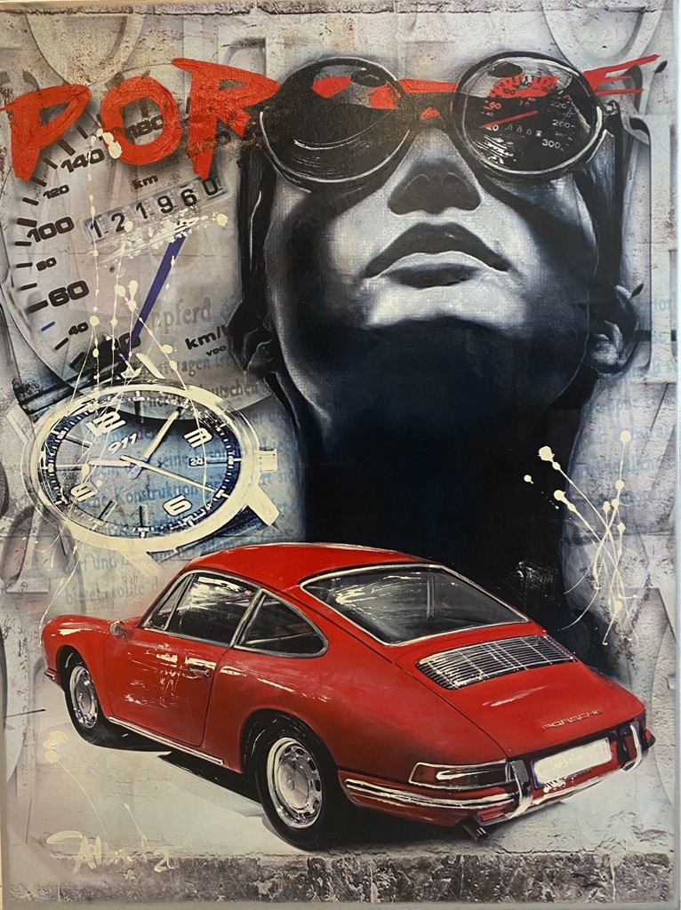 Porsche 911 von Simone Albert