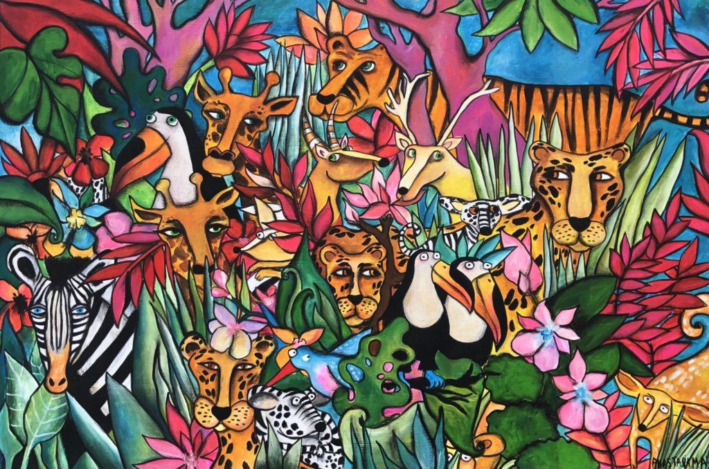 Jungle Life von Anastasia May
