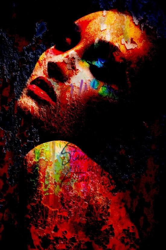 Kunst mit Seele von Adelia Clavien