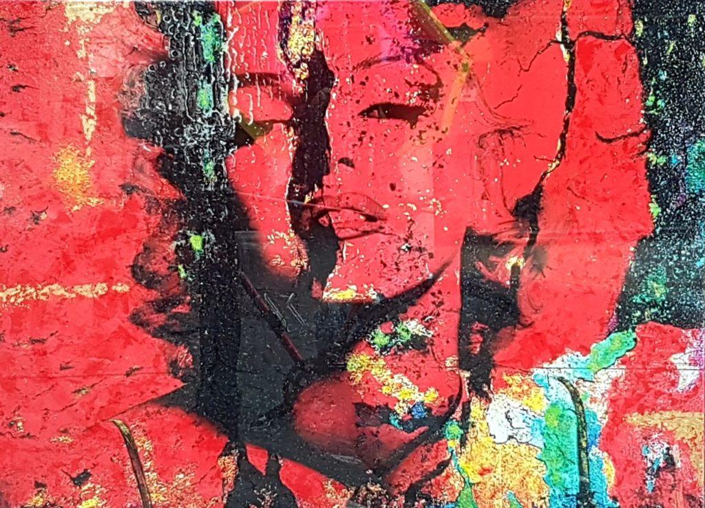 Marylin Graf forever von Adelia Clavien