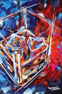 Whiskey On Ice von Marco Giuliano Deusing