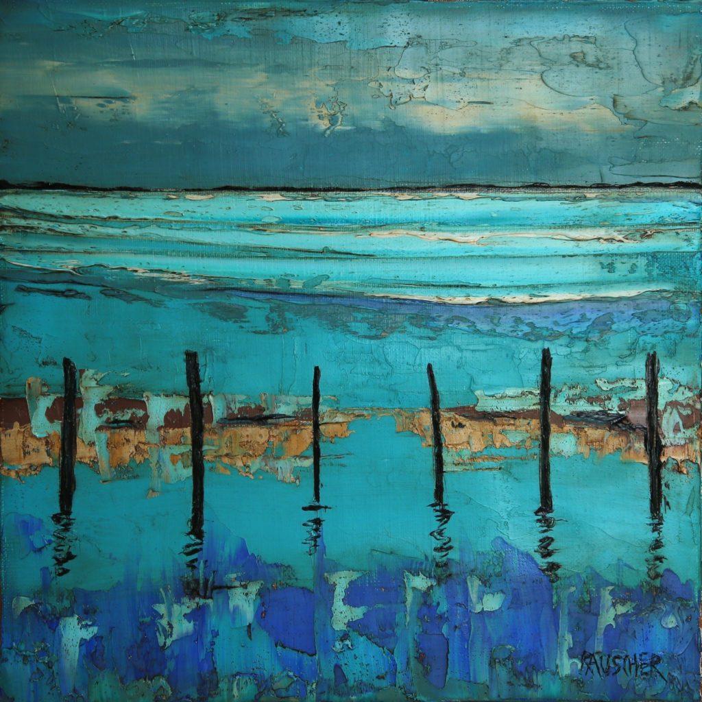 Eau turquoise von Michel Rauscher