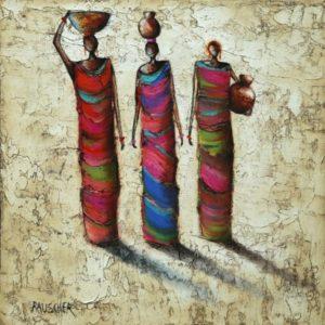 Trois femmes von Michel Rauscher